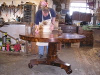 Antiques Furniture Restoration Services in West Wales